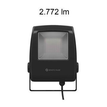 LIP NEGRO LED 220V. 30W. 3000K 70º 2640L