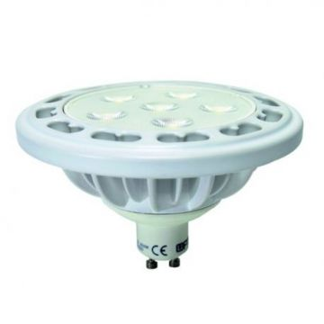 SP1525 LED AR111/GU10 12W 170-265V 36° WARM WHITE LIGHT