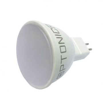 SP1193 LED SPOT MR16 5W/12V 110° SMD WARM WHITE LIGHT