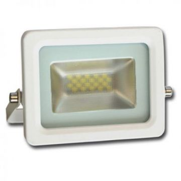 FL5728 10W LED SMD FLOODLIGHT, AC95-265V 120° WARM WHITE LIGHT - IP65