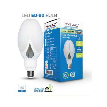 Lampe LED V-TAC 40W E27 VT-1940