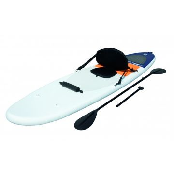 Bestway 65065 Paddle HighWave SUP & KAYAK 285cm x 76cm h 10cm 1 personne