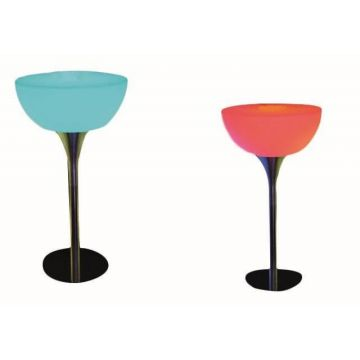 Table bar lumineux Miidex