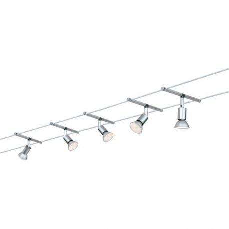 Système à câbles Spice SaltLED 5x4W