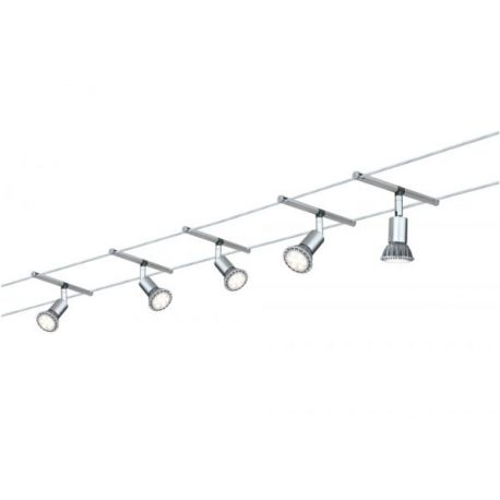 Wire System Spice Salt max. 5x10W GU5,3