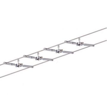 Wire System Togo max.4x10W GU5,3 Chrome