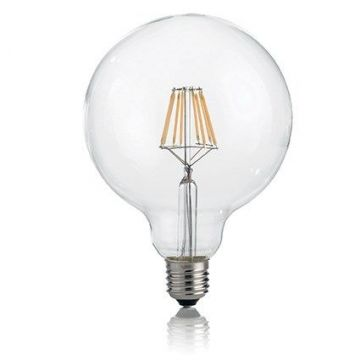Ampoule LED E27 à filament 8W 2700 IDEAL LUX 101347