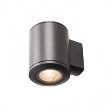 POLE PARC LED, applique extérieure, anthracite, LED 28W 3000K, IP44
