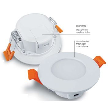 Downlight Jupiter