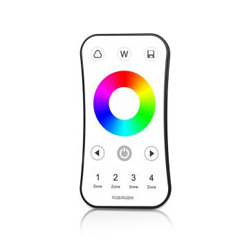 LED RGB/RGBW REMOTE 2.4 G