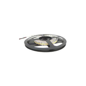Bandeaux LED 5m - 20w/m - SMD 3528 - 240led/m - IP20 - 24v - 4000K BLANC NATUREL - 1920 lm