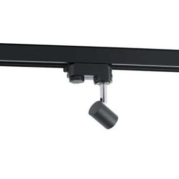PLOT PROJECTEUR RAIL NOIR GU10
