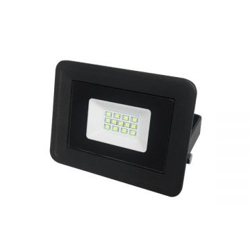 LED SMD FLOODLIGHT BLACK 20W IP65 NEUTRAL WHITE LIGHT - CLASSIC LINE2