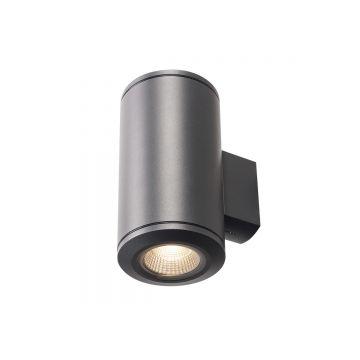 POLE PARC LED, applique extérieure UP/DOWN, anthracite, LED 56W 3000K, IP44