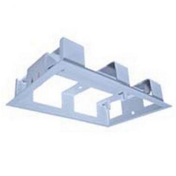 Encastré plafond ou mural - Porte étiquette - Gamme TOLEDO