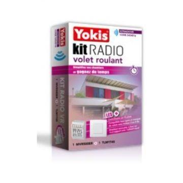 Yokis KITRADIOVRP KIT RADIO VOLET ROULANT POWER