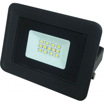 LED SMD FLOODLIGHT BLACK 10W AC170-265V 100° IP65 2700K - CLASSIC LINE2