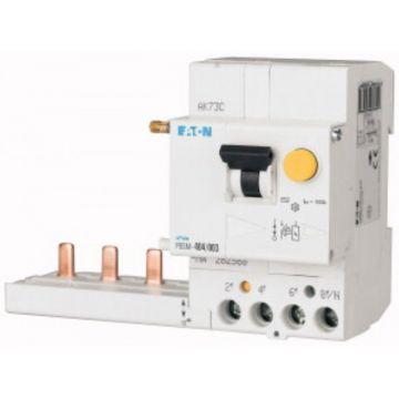 Bloc différentiel PBSM 4X63A 30MA /AC