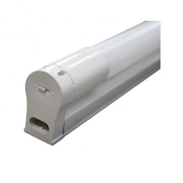 TUBE LED VISION-EL T8 + SUPPORT 22 W 1200 mm 180-265V 6000°K