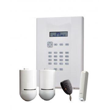 KIT Radio + 2xIR + CO + Télécommande