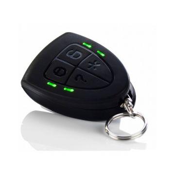 Télécommande Bidirectionnelle 4 boutons: Marche, Arrêt,Partielle, Libr