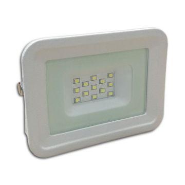 Projecteur LED Blanc 10W IP65 NEUTRAL WHITE LIGHT - LOT de 5
