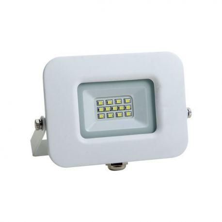 LED SMD FLOODLIGHT WHITE 10W AC170-265V 150° IP65 4500K 70CM CABLE