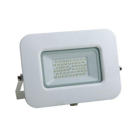 LED SMD FLOODLIGHT WHITE 30W AC170-265V 150° IP65 4500K 70CM CABLE