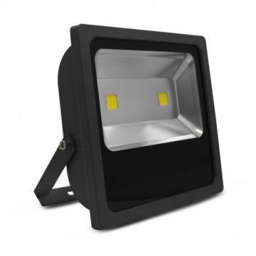 PROJECT LED VISION-EL 230 V 120 WATT 6000°K PLAT NOIR IP65
