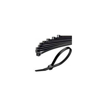 Collier câblage nylon noir 200x4.5