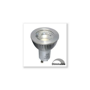 Ampoule GU10 5W Vert