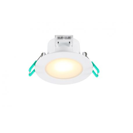 Spot LED 5.5W 540lm 830 IP65 Blanc