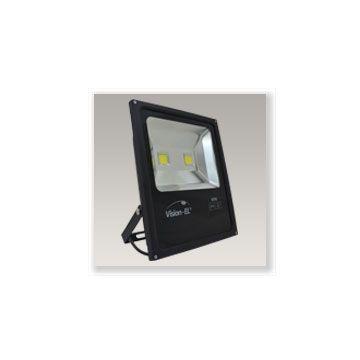 Projecteur LED Plat 80W 6000K Noir VISION-EL 80041N