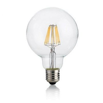 Ampoule LED E27 à filament 8W 2700 IDEAL LUX 101323