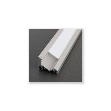 PROFILE LED ANGLE 45° 1000MM ANODISE