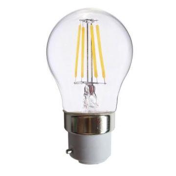 Ampoule LED cob filament - B22- 4W-2700°K