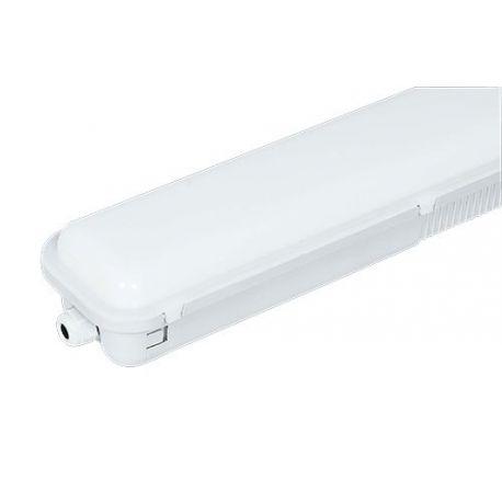 BOITIER ETANCHE LED INTEGREES 4000°K 60 Watt 1530 x 110
