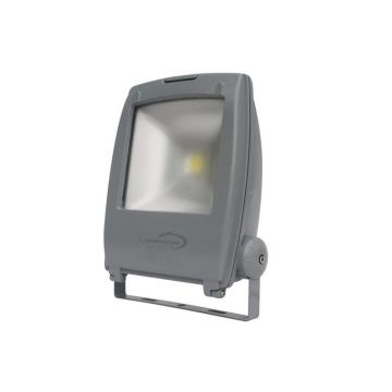 DEC/GL30PR-PM PHARE LED PLAT 30W Blanc Froid PUISSANCE : 2400 Lumens TEINTE LED : 6500K - Lumihome