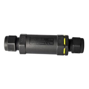 RAC/TUBE-116 TUBE DE CONNEXION IP68 230V, (connexion 5 bornes) livré en sachet avec 2 tailles de joint silicone. - Lumihome