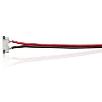 BANDE LED CONNECTEUR DEPART 2 POINTS (7501-7502) + 2 CABLES 35/28